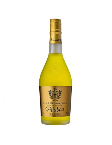 Licor de Hierbas Fillaboa